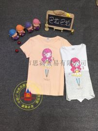 【巴拉巴拉】一线品牌童装 休闲T恤 品牌折扣批发