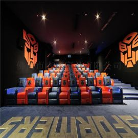佛山工厂提供高端赤虎影视功能真皮影院沙发