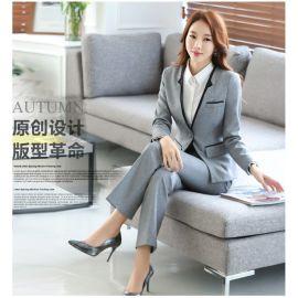 女式量身定做女式职业装 职业装批发 成都厂家定制工作服