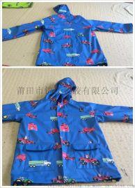 0.45mmPU加汗布儿童夹克