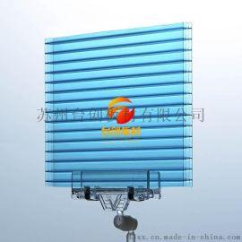 大同阳光板车棚雨棚大同阳光板厂家生产直销.台创品牌