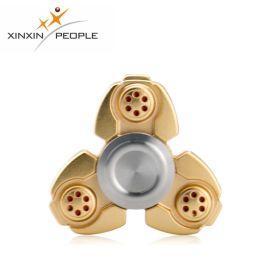 爆款脫銷Hand Spinner指尖陀螺一件代發減壓創意EDC玩具指間螺旋