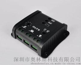 厂家直销奥林斯科技(OLYS)12V/24V通用,经济型太阳能系统控制器