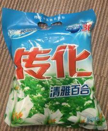 傳化高質量1208g清雅百合洗衣粉