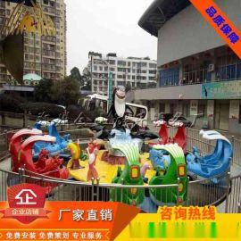 激战鲨鱼岛价格 好玩的儿童游乐设备 广场新型游乐设备