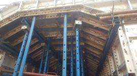 厂家直供铝合金模板 工期短组装方便快捷稳定性好