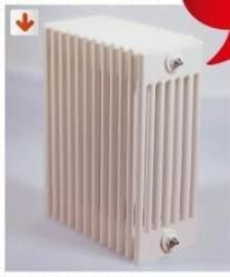 车间专用QFGZ709型钢管柱型散热器