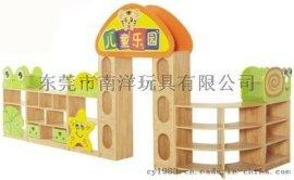 儿童组合柜/原木组合柜/幼儿园组合柜
