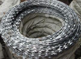 围墙用螺旋形滚刀刺网、刺线刺绳