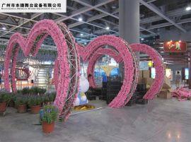 广告、婚庆公司专用的铝合金造型铝合金桁架 可定制规格