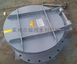 DN1200钢制拍门价格