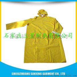PVC/涤纶材质雨衣,成人雨衣