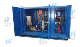 河南宏兴牌HX-5070电动工业管道高压清洗机