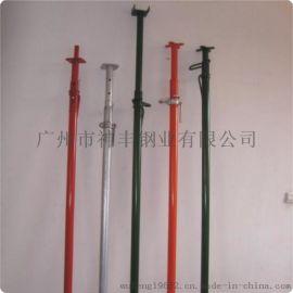 广州神丰工业 平头顶钢支撑 可镀锌加工