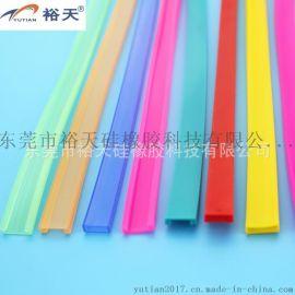 耐黄变硅胶套管 高透明硅胶套管