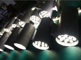 专业户外防水双头壁灯12W24W18W30W