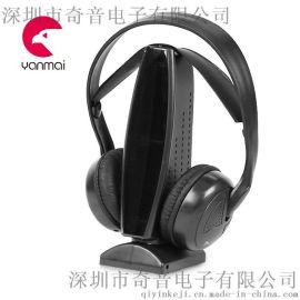 爆款热卖880五合一无线耳机监护监听头戴式FM收音供应商厂家直销批发特价