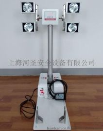 上海河聖供應全方位移動照明燈WD-12