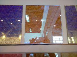 用夹丝炫彩玻璃装饰还你一个精美的家