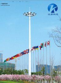 厂家生产升降式高杆灯广场园区照明