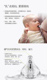 子友婴幼儿奶瓶 硅胶奶嘴 仿母乳 防胀气