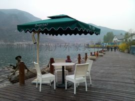 深圳时光户外 供应户外遮阳伞 遮阳伞批发 休闲咖啡厅遮阳伞