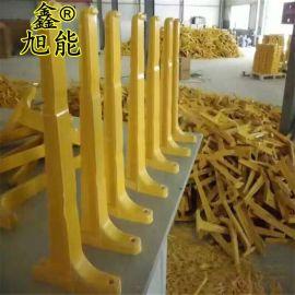 河北玻璃钢电缆支架厂家组合式450电缆支柱