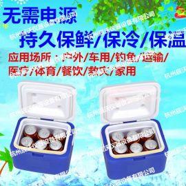 手提式母乳保鲜冷藏箱5L,便携式户外小号型车载药品保温箱