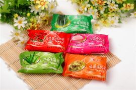 奇松100克彩膜植物皂系列