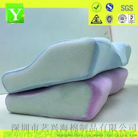 记忆海绵枕 成人用学生床上宿舍单人高低枕