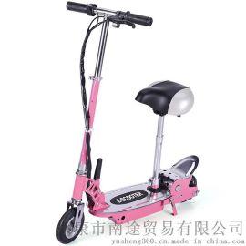 廠家直銷馭聖電動滑板車Y5迷你代步車成人兒童代駕車永康馭聖創新小金剛