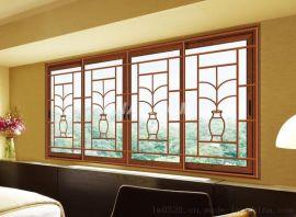铝窗花隔断装饰效果赏析