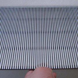 广兴压力曲筛 弧形筛板