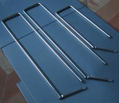 不锈钢器械U型串 (210*70)