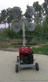 升降照明車SD-454400J移動升降照明車