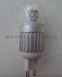 360度G9 LED球泡燈