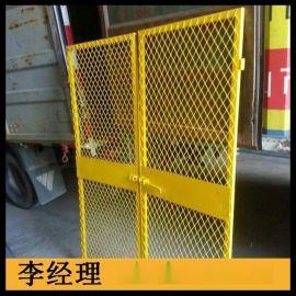 欧文斯电梯防护门 电梯井口防护安全门