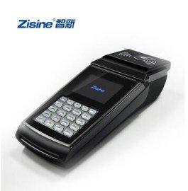 智新(zisine)食堂刷卡机 手持售饭机 消费机 打卡机 IC卡专用饭卡机 可选配ZigBee、wifi无线通讯