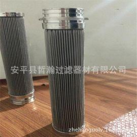 厂家 供应 不锈钢折叠滤芯 222 226接口滤芯 专业生产厂家批零均可