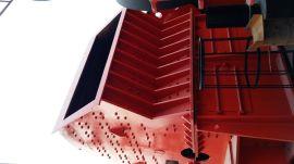 江西砂石生产线设备现场布局/产量