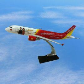 供应飞机模型A320越南人物形象航空模型玩具 仿真飞模航模礼品