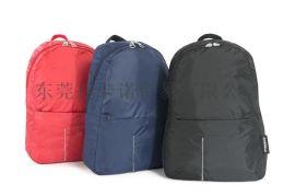 意大利托卡诺 BPCOBK Compatto系列 高档轻便可收纳双肩包 防水收纳袋