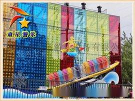 景區新型遊樂設備衝浪者-童星遊樂軌道類遊藝設施