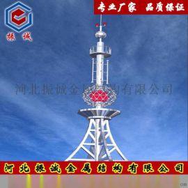 振诚铁塔厂家承接装饰塔美观大方欢迎选购