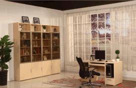珠海书柜厂家直销  书柜书架定制厂家
