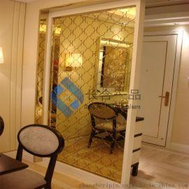厂家供应 酒店雕花铝屏风不锈钢屏风