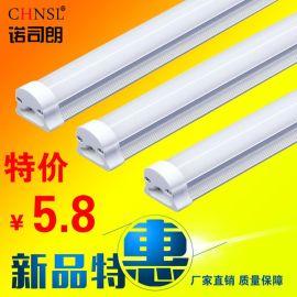 厂家直销t8LED灯管T5一体化0.3m,0.6m,0.9m,1m,1.2m高亮led日光灯管
