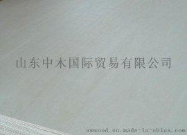 漂白杨木家具板/橱柜板/环保胶/各种厚度高品质低价格