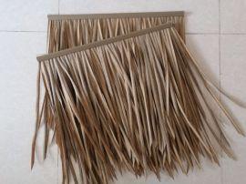 厂家直销批发仿真茅草,塑纤茅草,塑胶茅草,假茅草13715237323