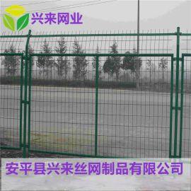 园林围栏网 西安围栏网 绿色护栏网